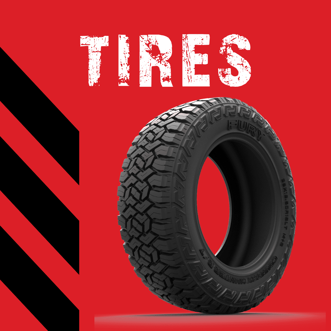 redline tire and auto tires